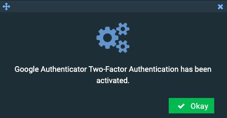 Google Authenticator 2FA Setup - Bitfinex Help Center